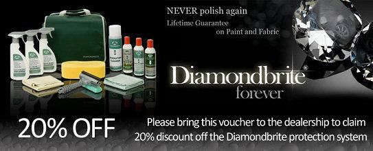 Diamondbrite Lifetime Guarantee