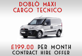 Fiat Doblo Cargo Tecnico Offer