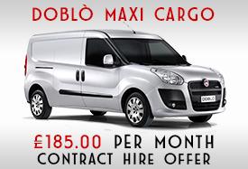 Fiat Doblo Maxi Cargo Offer