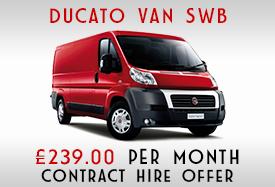 Fiat Ducato Offer