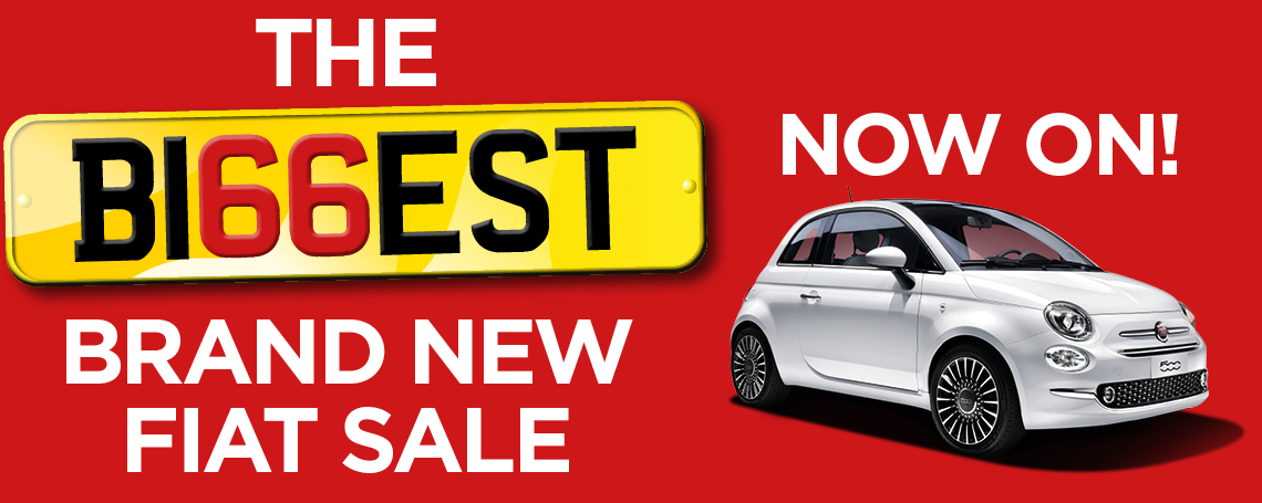 Fiat 66 Plate Offer