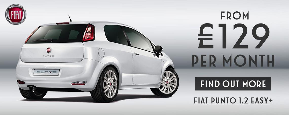 New Fiat Punto Offer