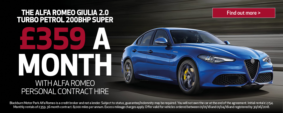 Giulia Turbo Offer