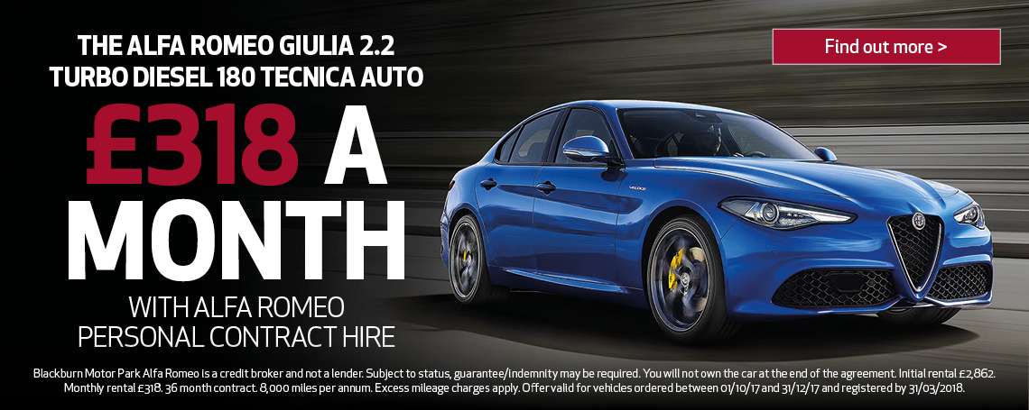 Giulia Q4 Turbo Offer