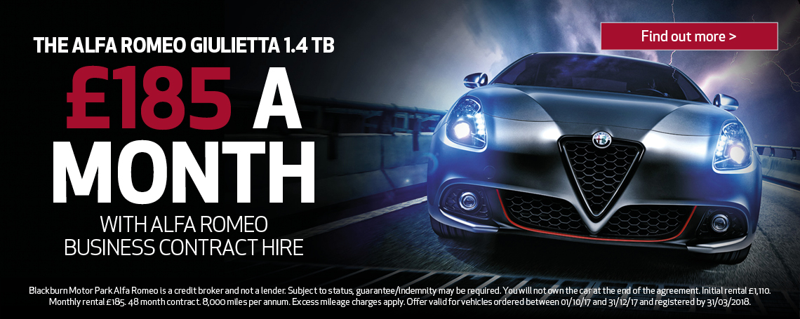 Giulietta Super Q4 Offers