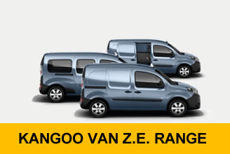Renault Kangoo  Z.E Offers