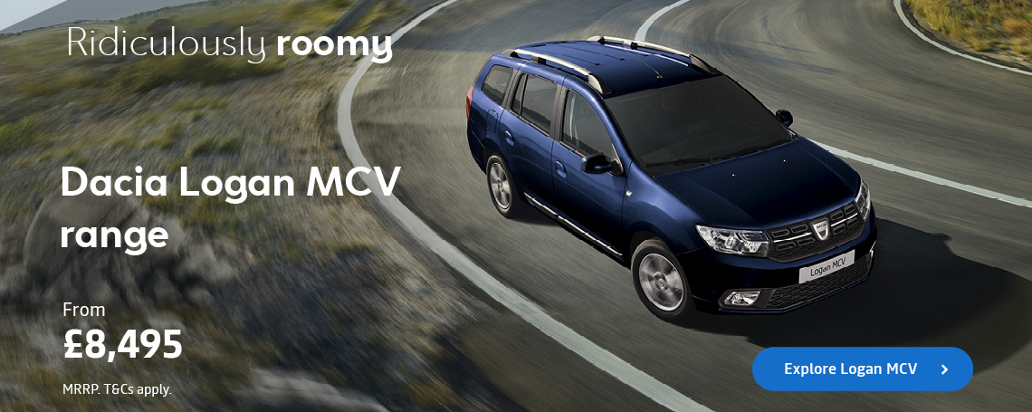 New Dacia Logan MCV Q2
