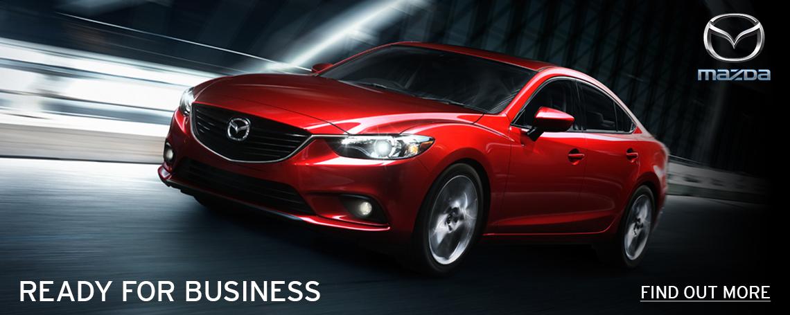 Mazda Business