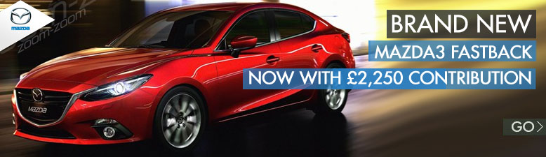 Mazda3 Fastback