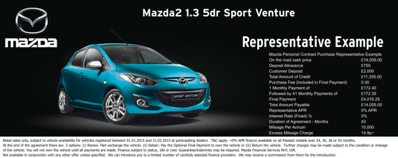 Mazda2 - Feb