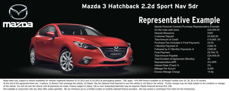 Mazda3 - Feb