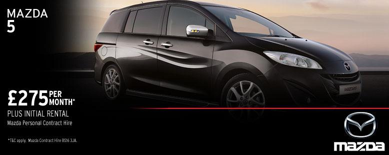 New Mazda 5