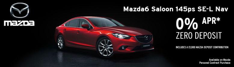 Mazda6 SE