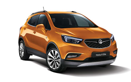 New Vauxhall Mokka X Offers