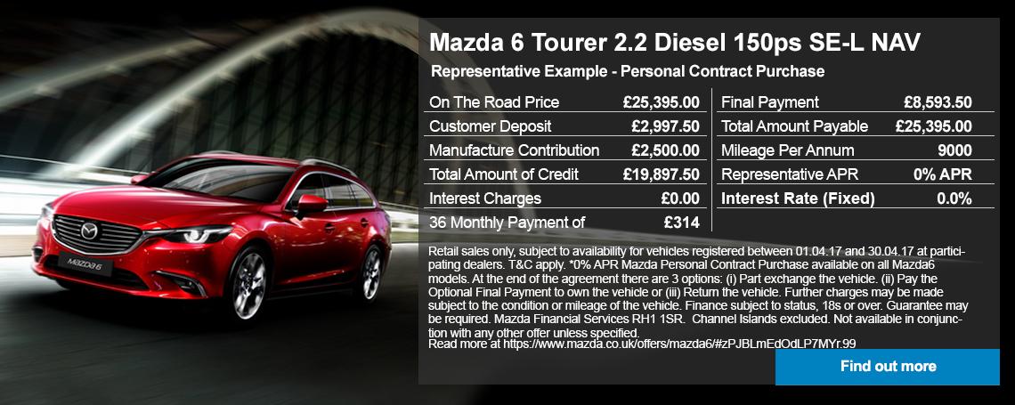 New Mazda 6 3 2 Cx 5 Cars Motorparks