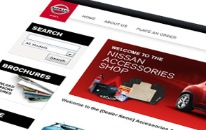 Nissan parts % accessories