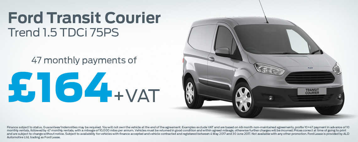 Ford Courier Offer