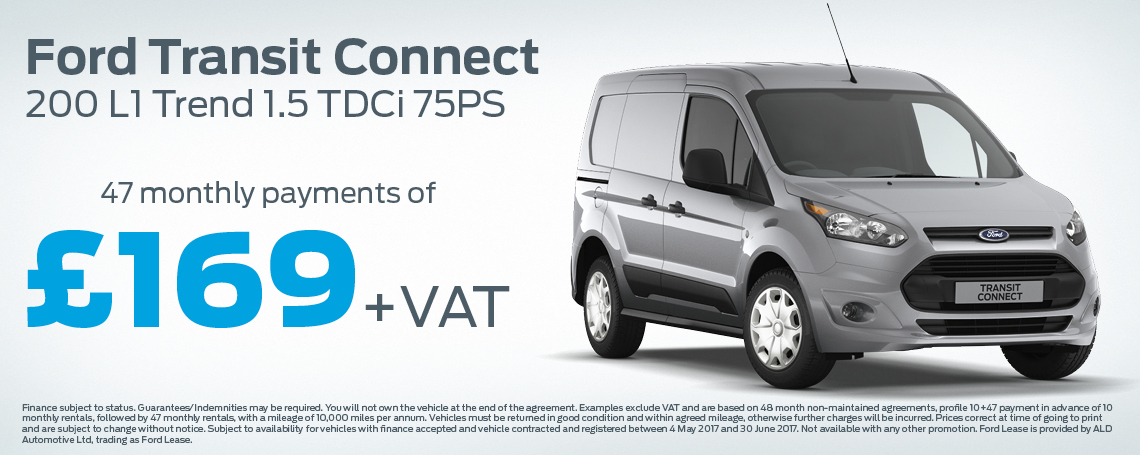 Ford Transit Connect Trend Offer
