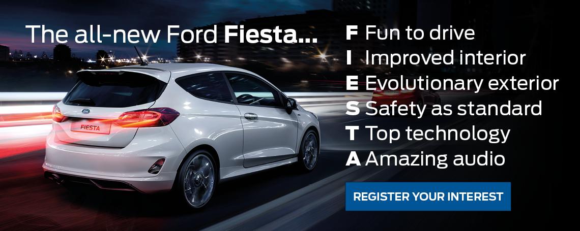 All-New Fiesta