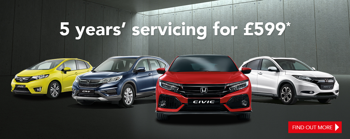 New Honda Civic CR V Jazz Cars