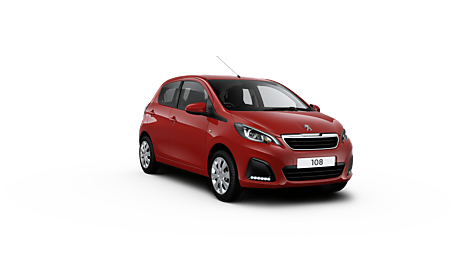 New Peugeot 108 Hatchback Offers