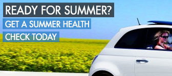 Get Ready for Summer - Motorparks Servicing Essentials