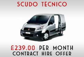 Fiat Scudo Tecnico Offer