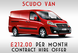 Fiat Scudo Offer