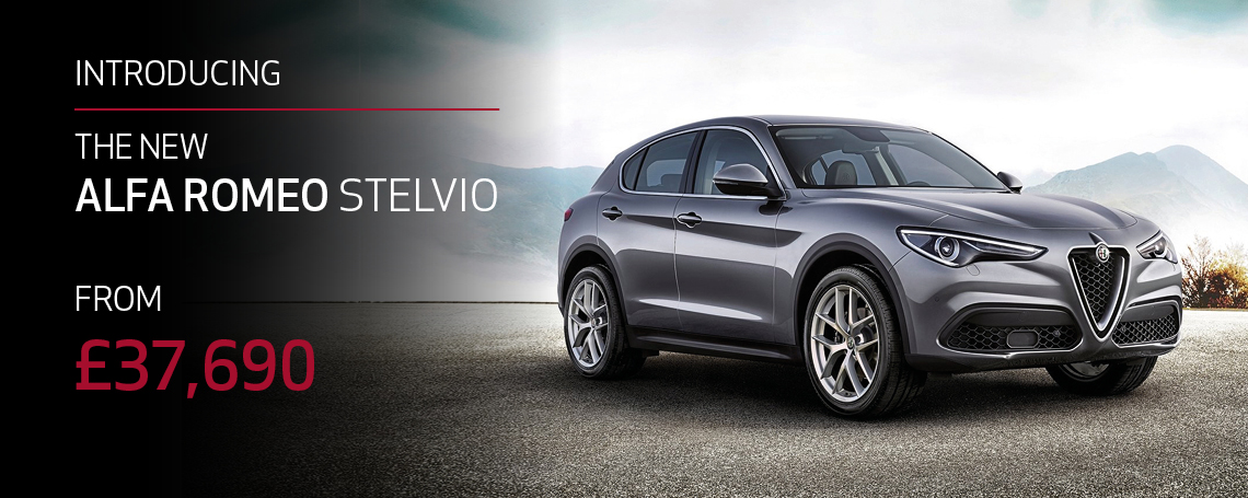 All-New Alfa Romeo Stelvio
