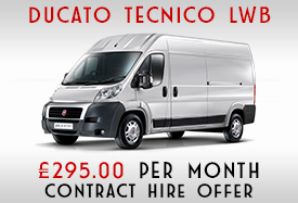 Fiat Tecnico LWB Offer