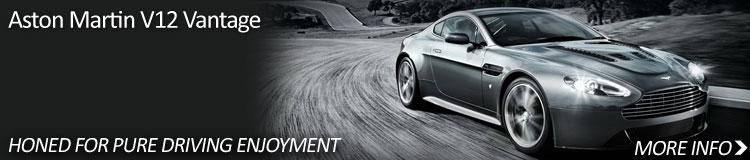Aston Martin V12 Vantage Offers