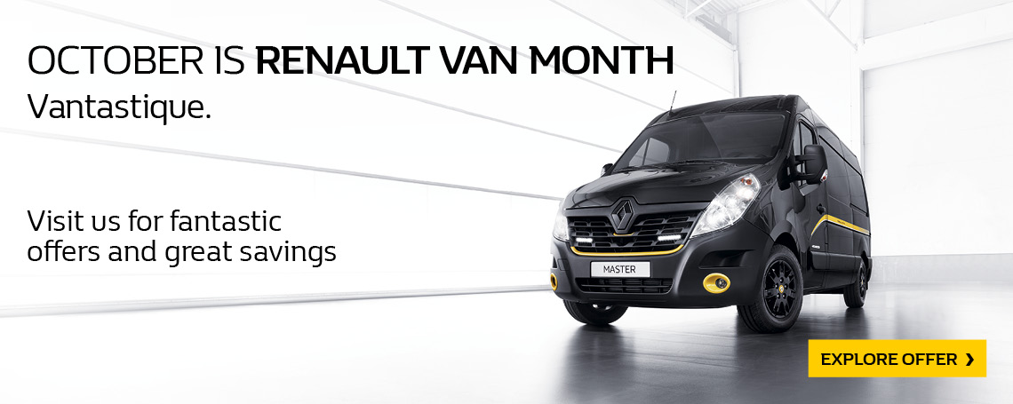 RENAULT VAN SCRAPPAGE OFFER