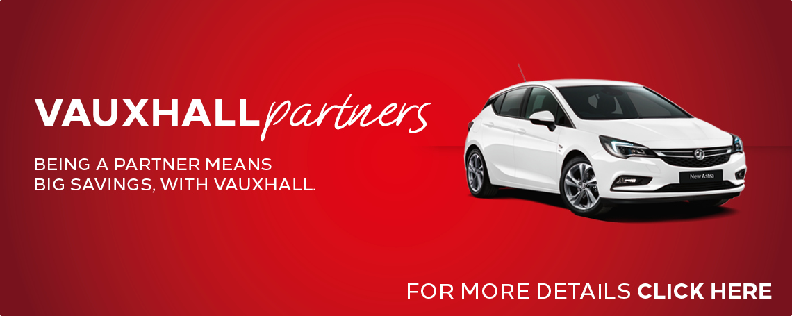 Vauxhall Partners Discount