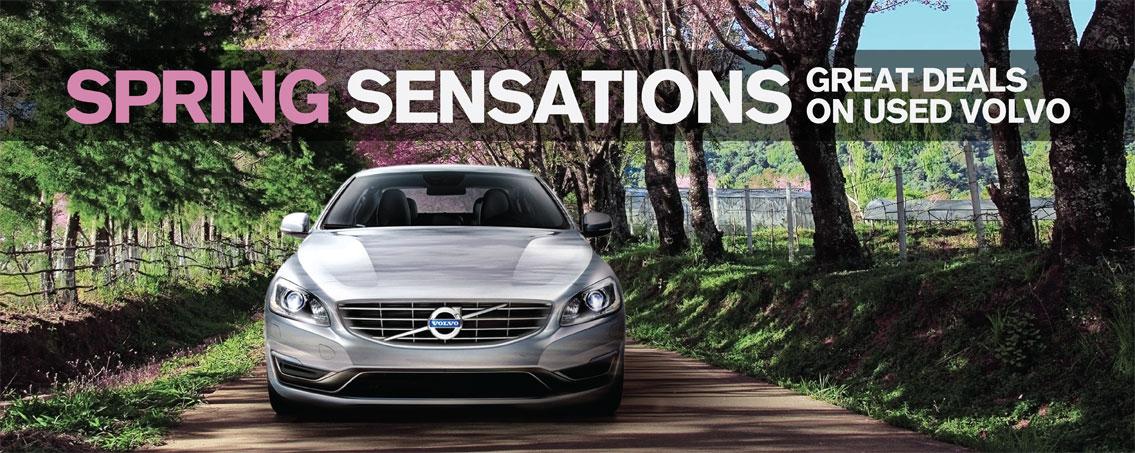 Volvo Spring Sale