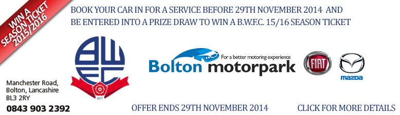 BWFC COMPETITION