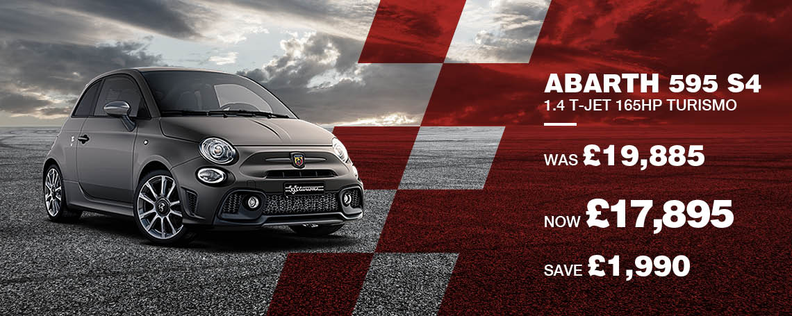 Abarth 595 Turismo S4 Offers