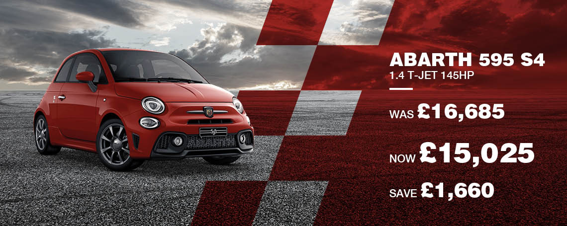 Abarth 595 S4 Offers