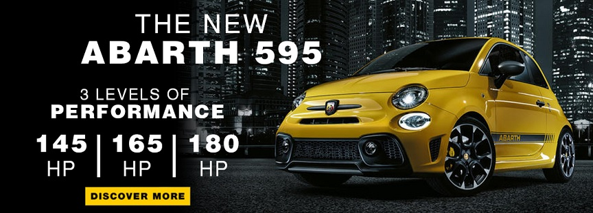 Abarth 595 Offers