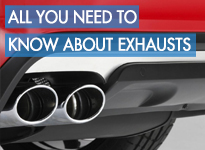 All about Exhausts - Motorparks Servicing Essentials