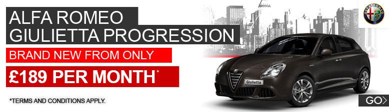New Alfa Giulietta