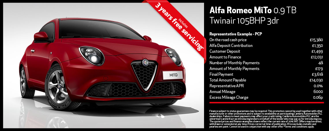 MiTo TwinAir offer