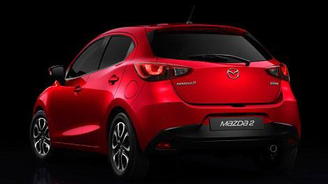 All-new Mazda2 Kodo Soul of Motion