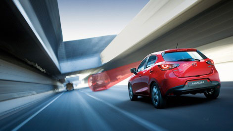 Mazda2 Safety technology