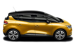 All-New Renault Scenic Offers