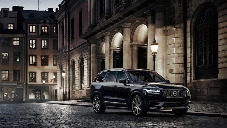 All-New Volvo XC90 Exterior