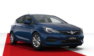 New Vauxhall New-Astra Offers