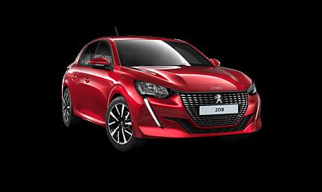 New Peugeot 208 Motability Offer