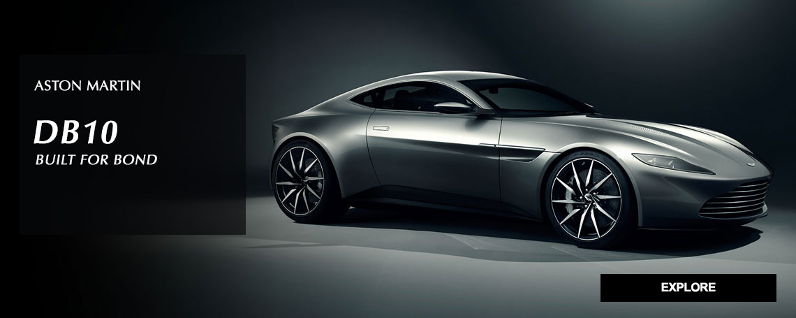 Aston Martin Car Dealers Motorparks