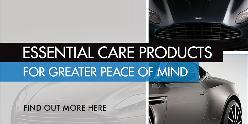 Aston Martin - Essential Care Products