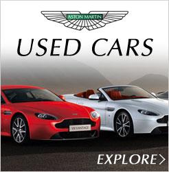 Used Aston Martin
